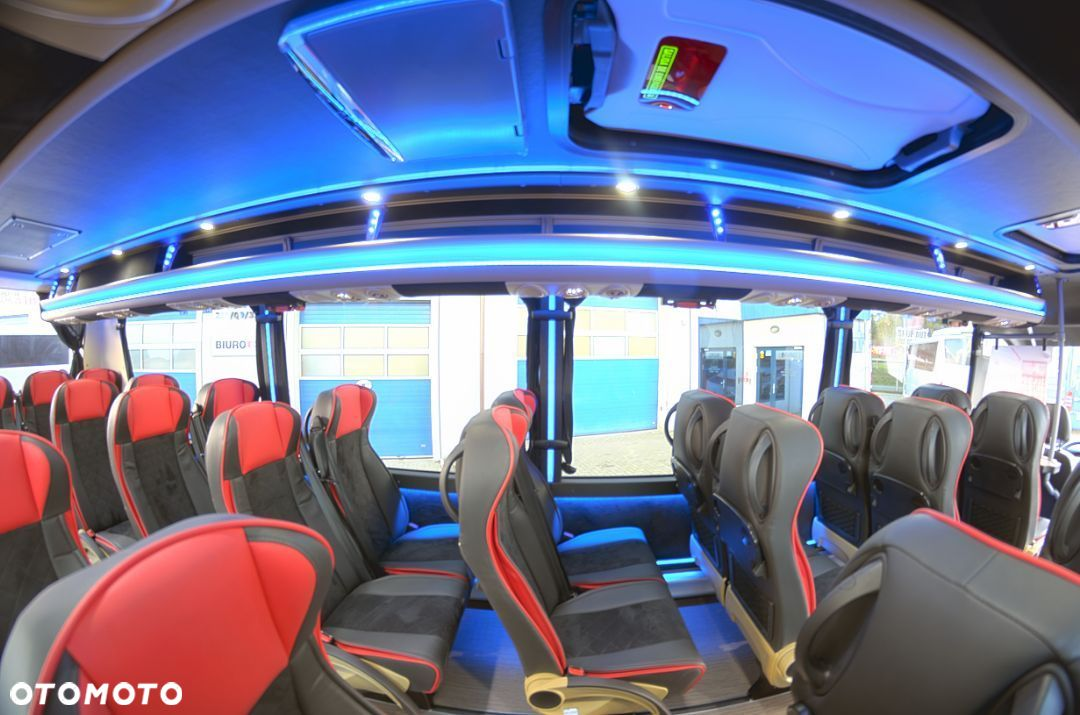 Iveco Cuby 70C HD Tourist Line Winda 31+1+1 No.415  Cuby Iveco 70C HD Tourist Line Winda 31+1+1 No.415 - 34