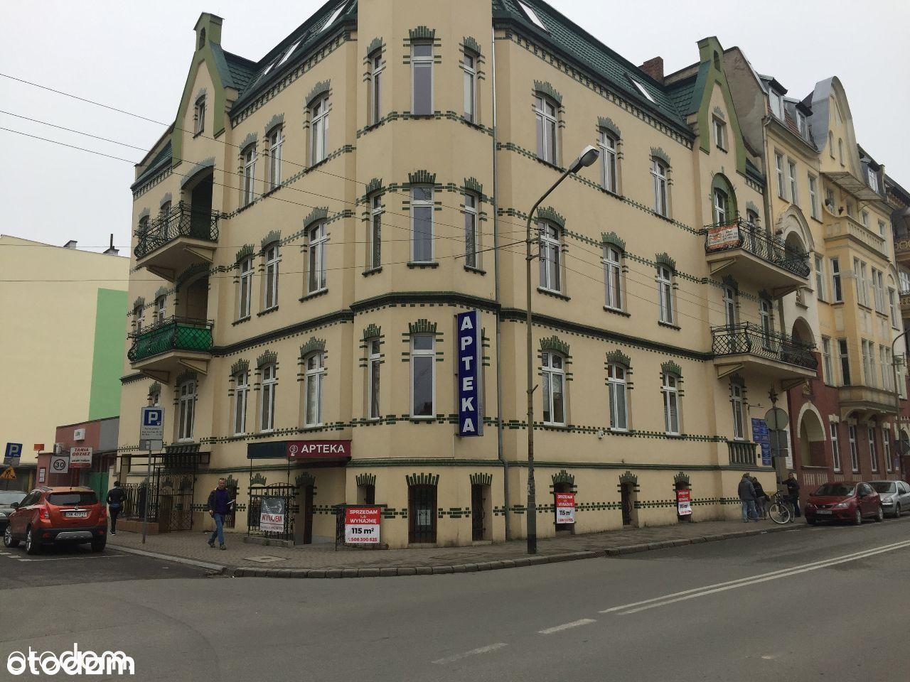 Lokal użytkowy 115m2, Nysa Moniuszki