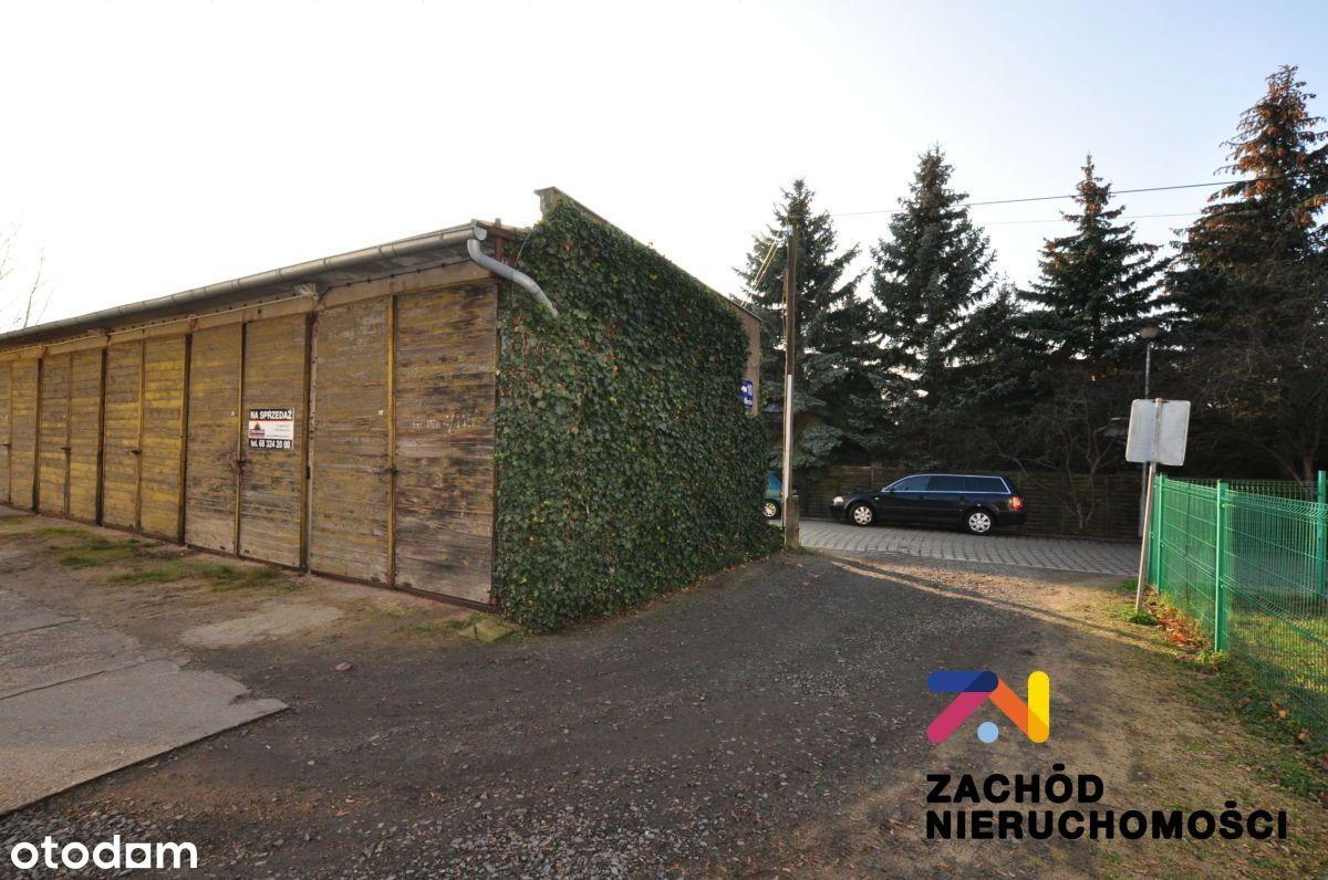 Garaż przy Olbrychta na busa lub kamper!