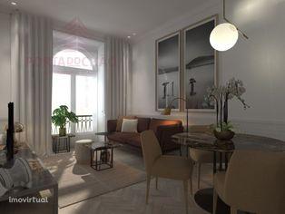Apartamento T1 102 m² | Restauradores | Lisboa