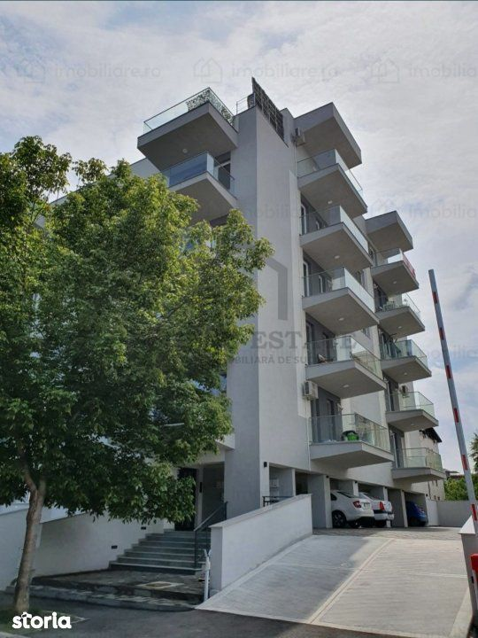 Apartament 2 camere - zona Straulesti
