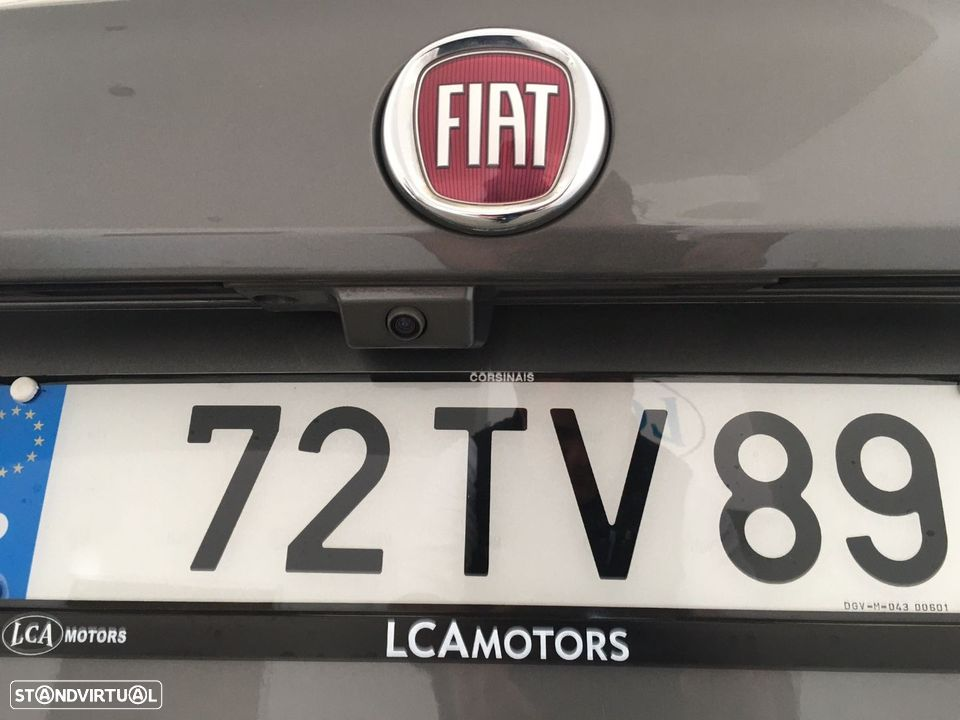 Fiat Tipo Station Wagon 1.3 M-Jet Lounge - 11