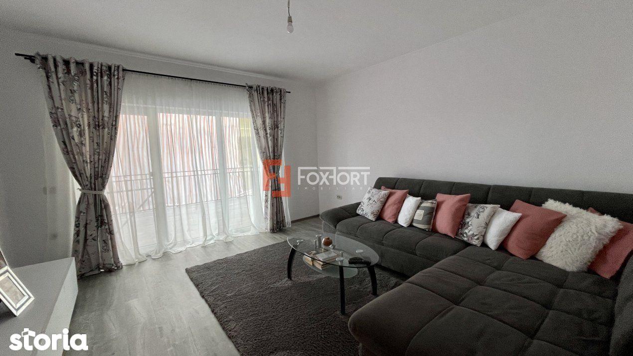 Apartament cu doua camere   Complet Mobilat   Decomandat   Giroc