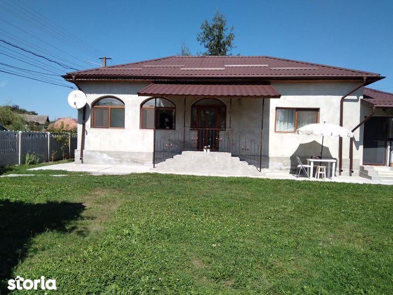 Vanzare Casa Si Teren, Tatarani-Sat Priboiu Dambovita