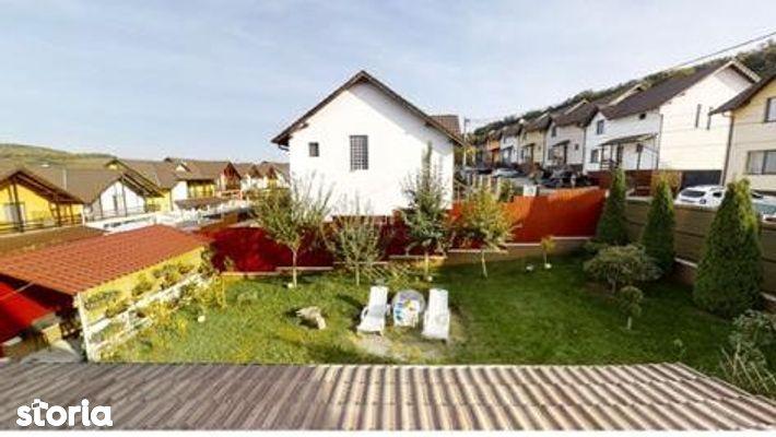 Casa Moderna  De Vânzare, In Corunca, Mures, 410 Mp Teren