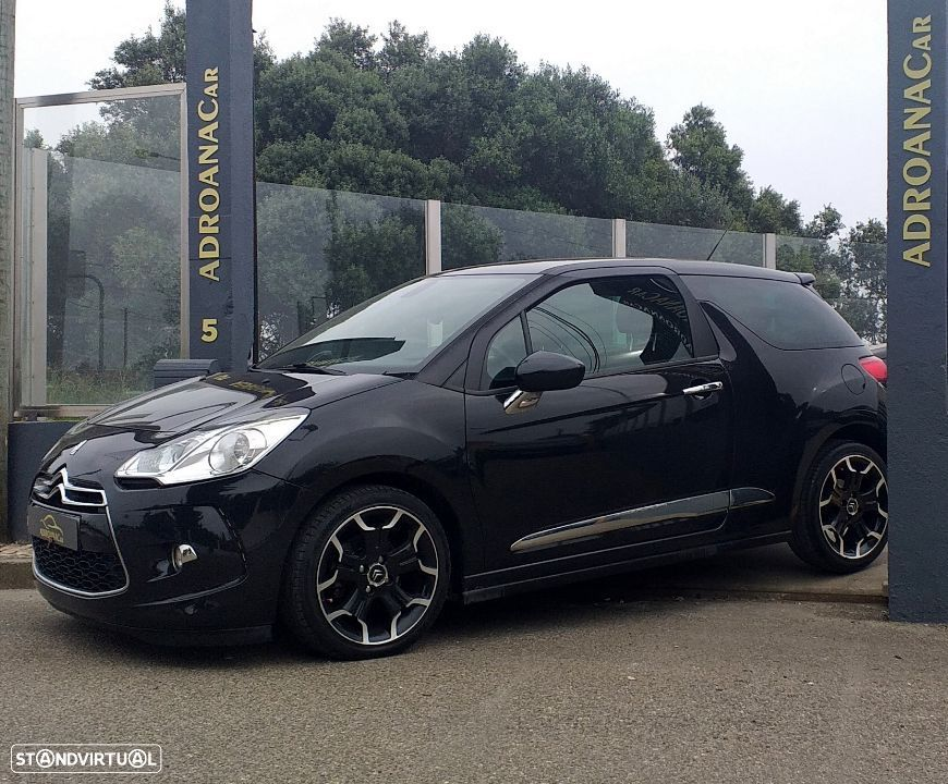 Citroën DS3 1.6 HDi Airdream Sport Chic - 8