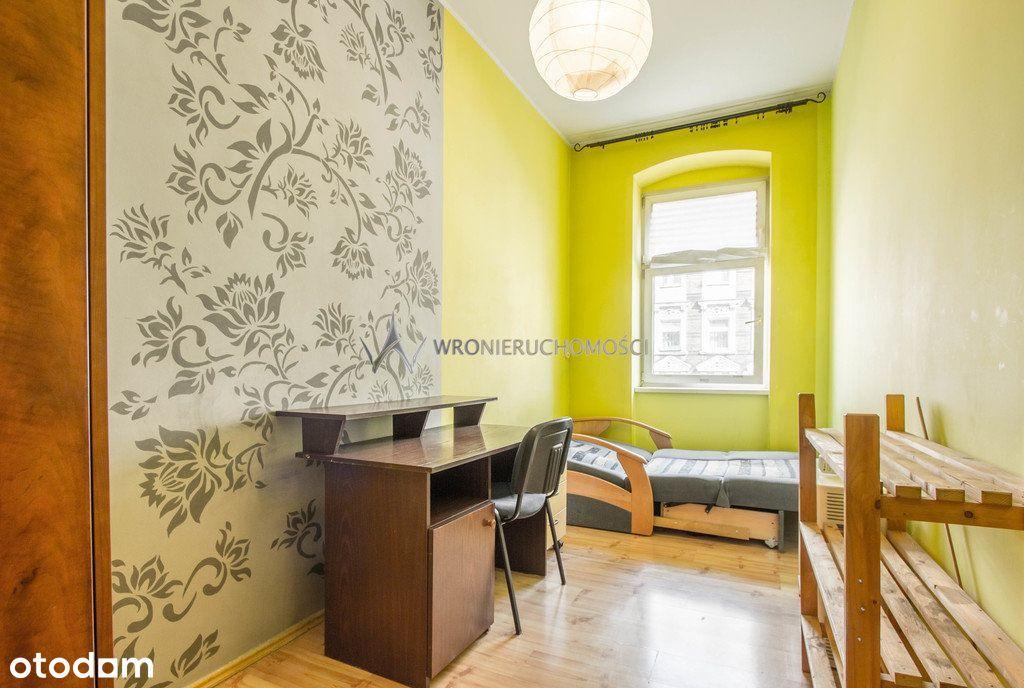 5 pokojowe mieszkanie pod inwestycję