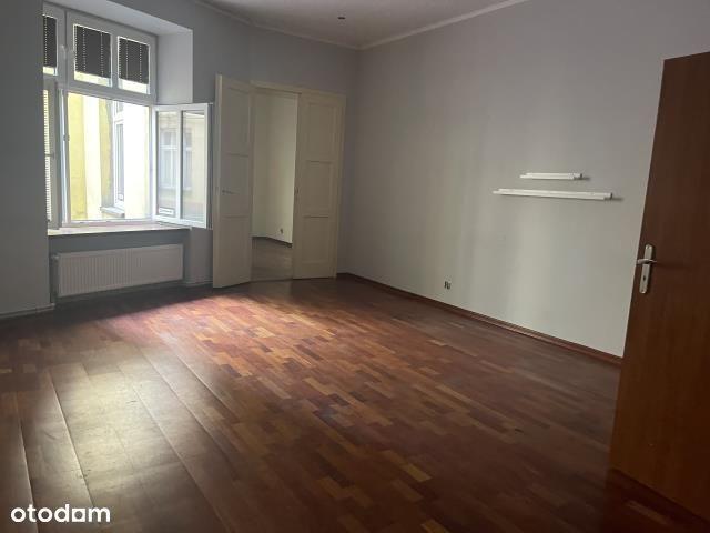 2 pokoje parter 42 mkw Śródmieście C.O elektr