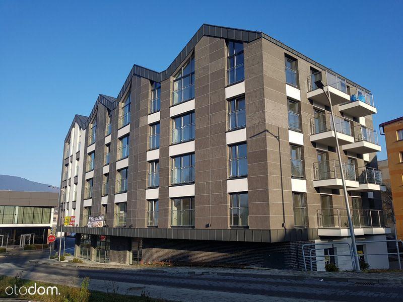 M1 - Apartamenty Centrum, Mszana Dolna, 59,54 m2
