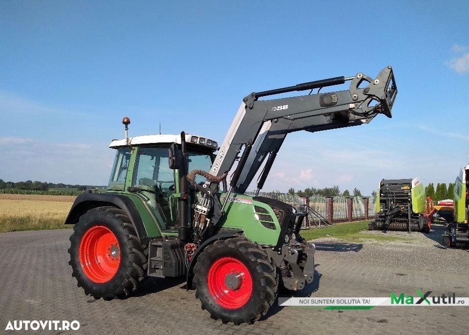 Fendt 310 VARIO TMS - an 2008 - 1