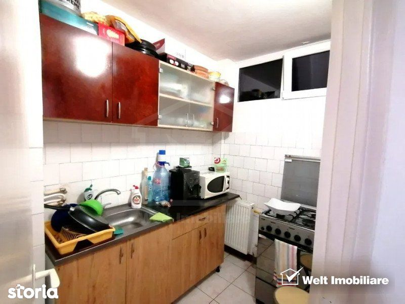 Zona TITULESCU - Apartament tip STUDIO, la 5 MINUTE de CENTRU