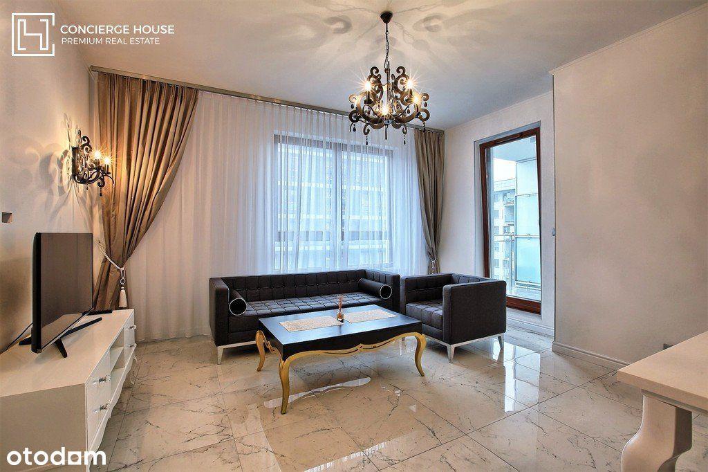 Żoliborz - nowoczesne mieszkanie dwupokojowe