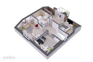 GOTOWE, NOWE, 51,5m2, 3-p mieszkanie Wola Duchacka