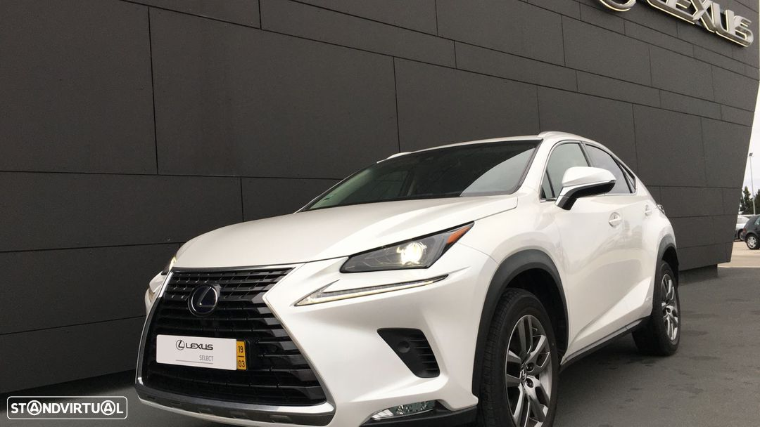 Lexus NX 300h 2.5 300H 4X2 Executive Plus - 1