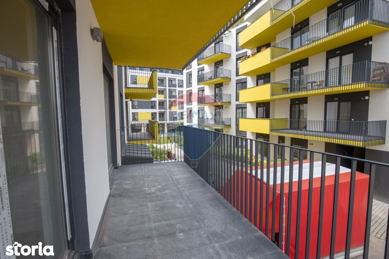 Apartament cu 2 Camere Decomandate | The Office | Comision 0