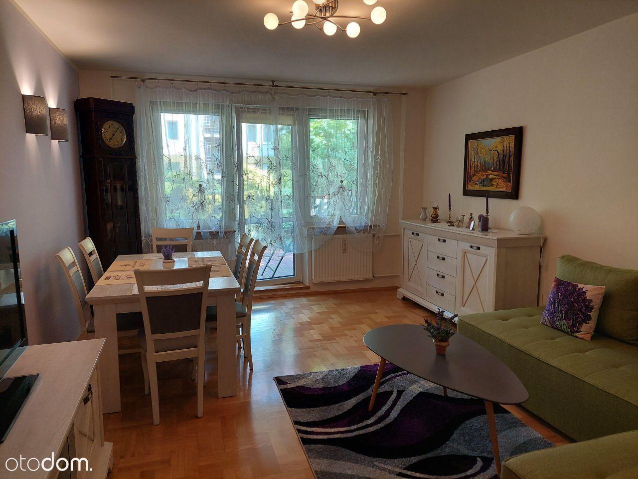 Mieszkanie do wynajęcia z tarasem i ogrodem