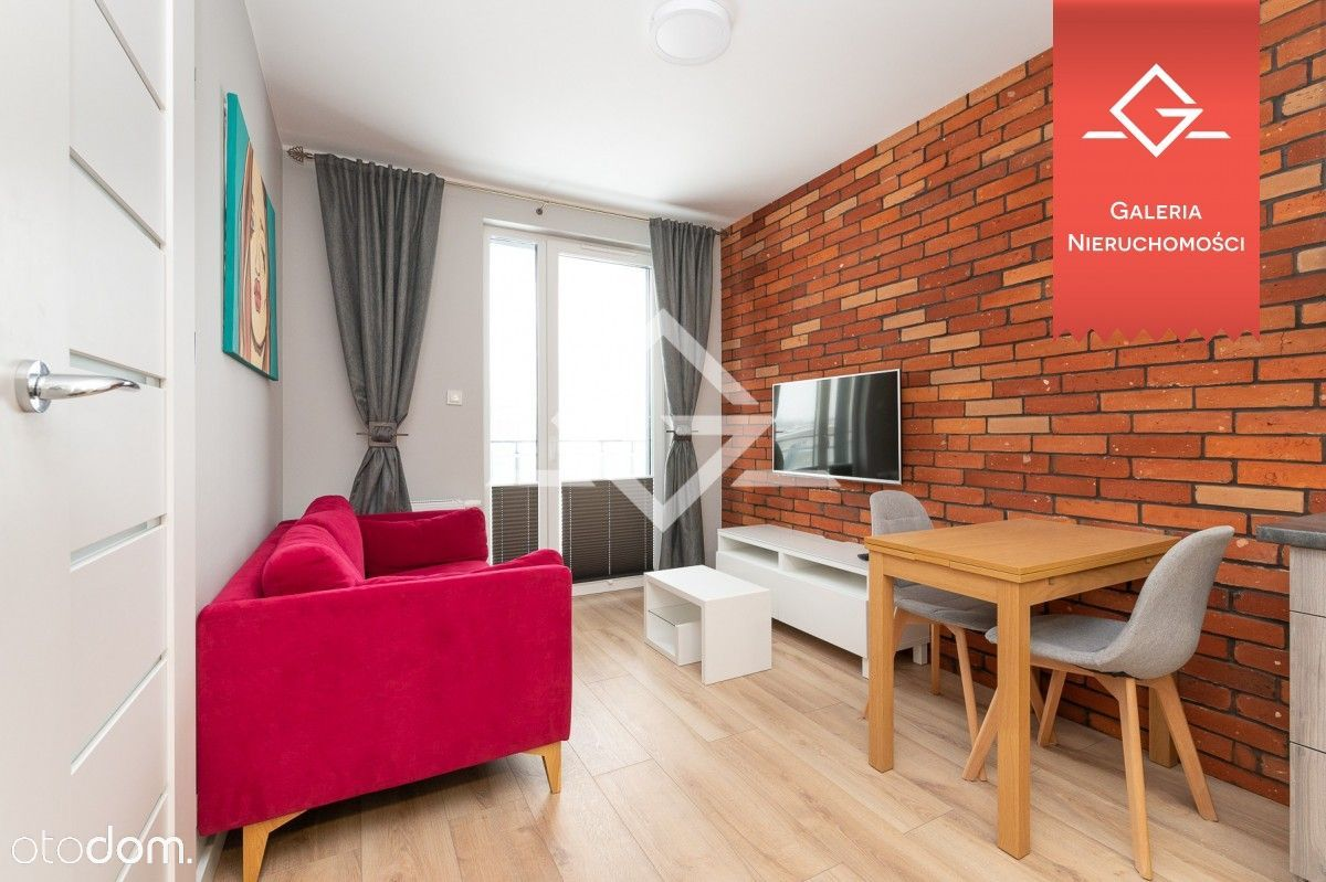 2 Pokoje / Balkon / Nowe Mieszkanie / Polecamm