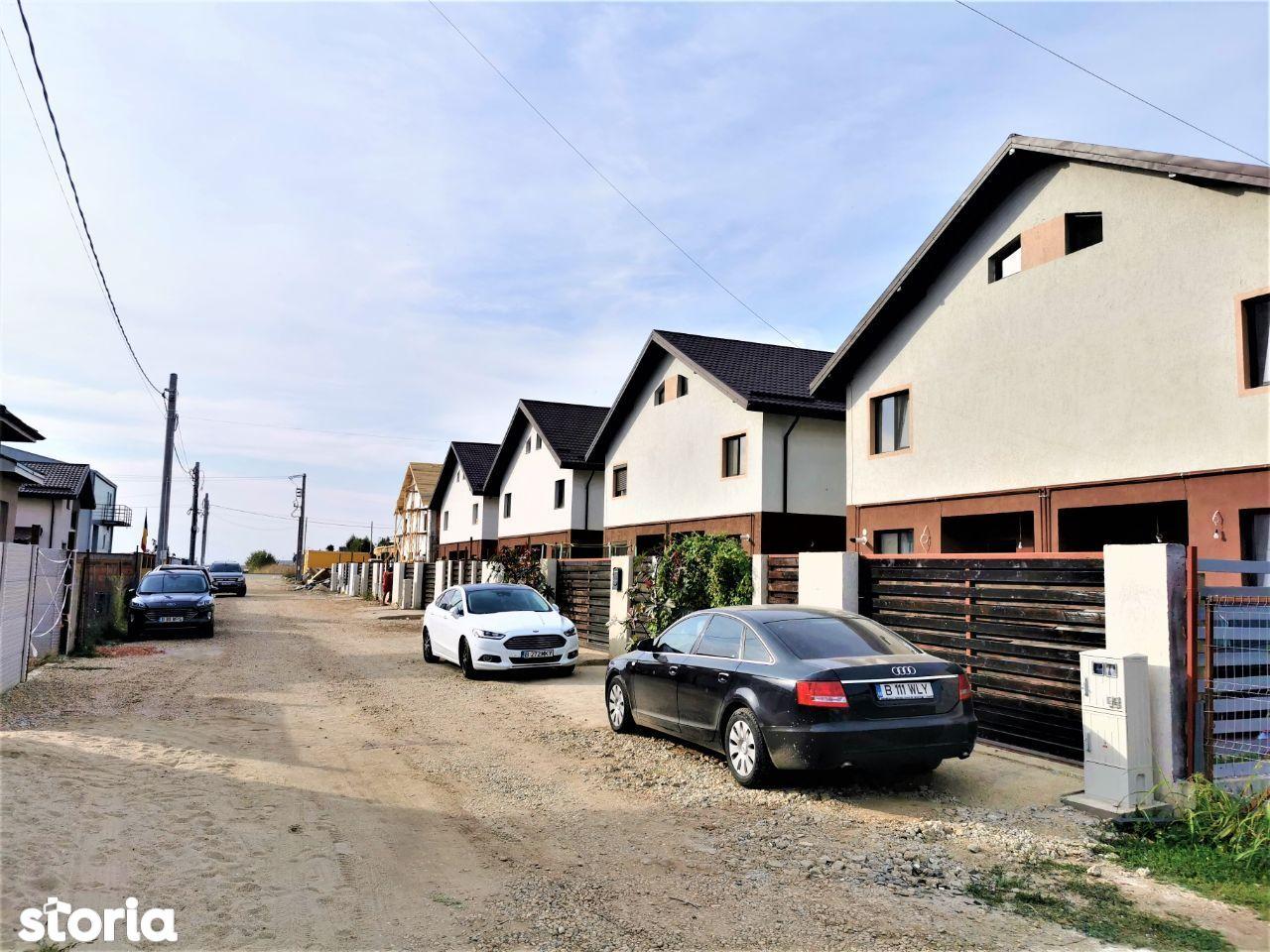 Casa Duplex 3 Cam -Com Berceni la doar 89.900€