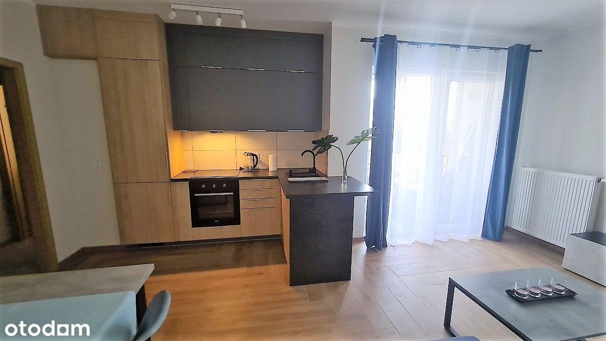 Nowe umeblowane mieszkanie 2 pok. - Zawady