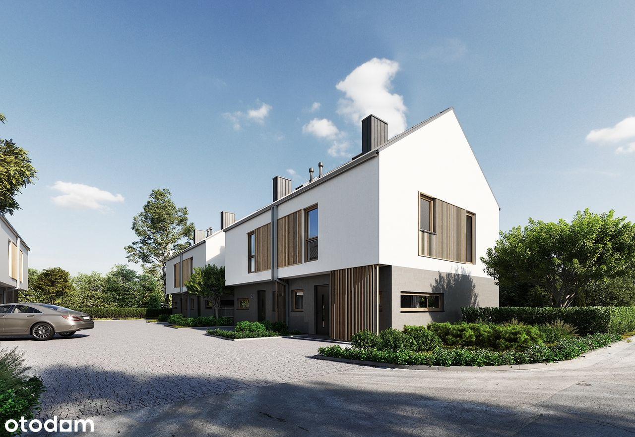Bellis Twin domy w zabudowie bliźniaczej Wieliczka