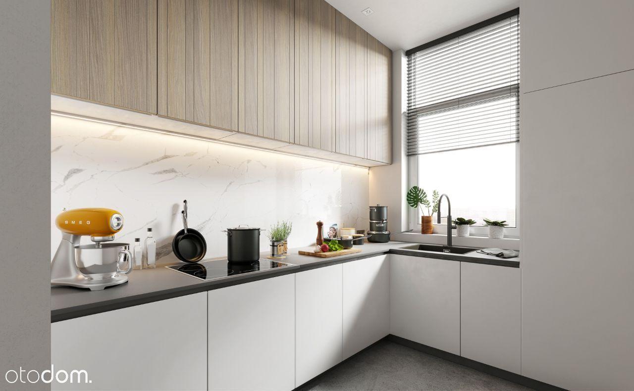 65,54 m2 - Apartament dla wymagającego Klienta!