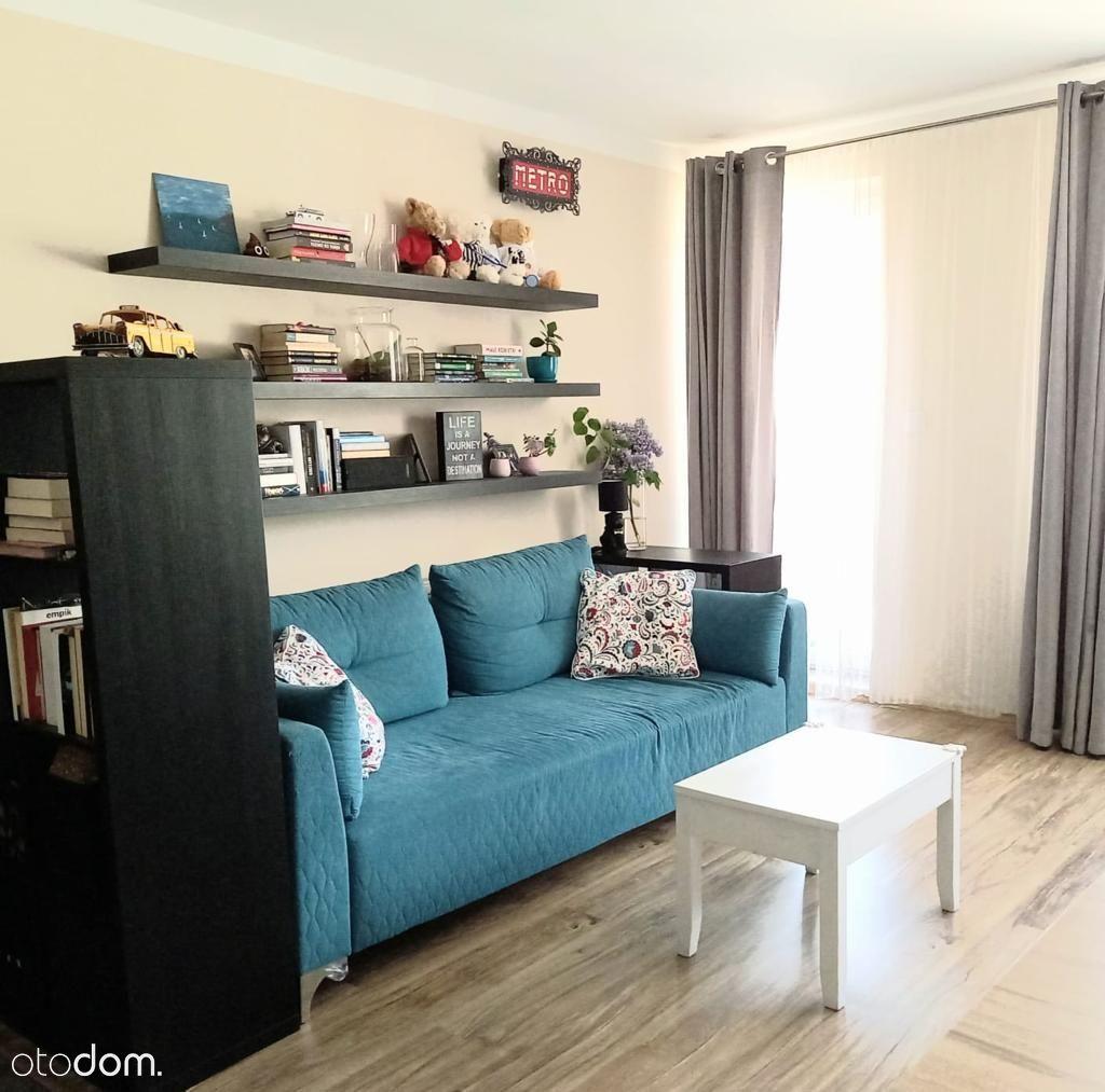 BEZPOŚREDNIO Piękne mieszkanie (58+18 m2)