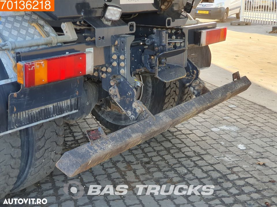 Iveco Trakker HI-Land AD340T45 8X4 Big-Axle Steelsuspension 3-Seiten Euro 6 - 13