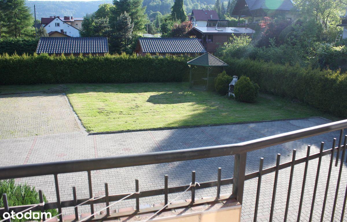 Dwupoziomowy apartament w Wiśle