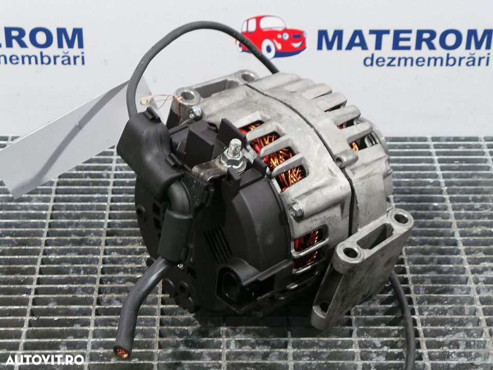 Alternator, Mercedes E-class - 2