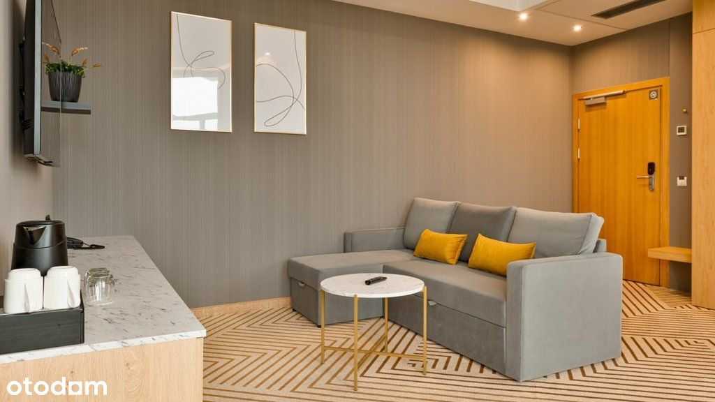 Apartament w Crystal Mountain Resort-4 balkony