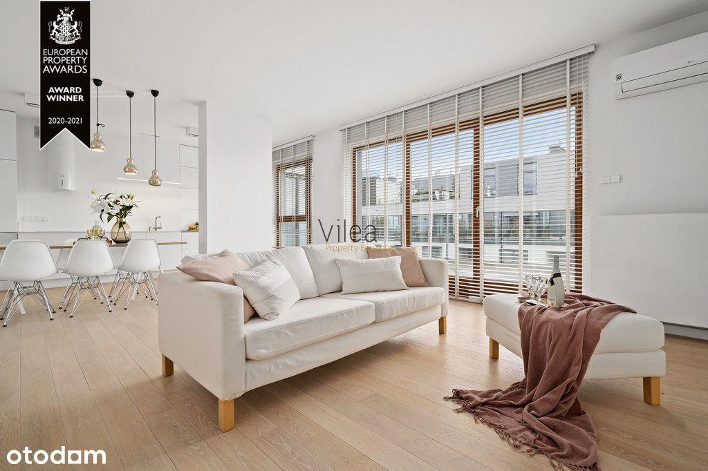 Komfortowy Apartament w Miasteczku Wilanów