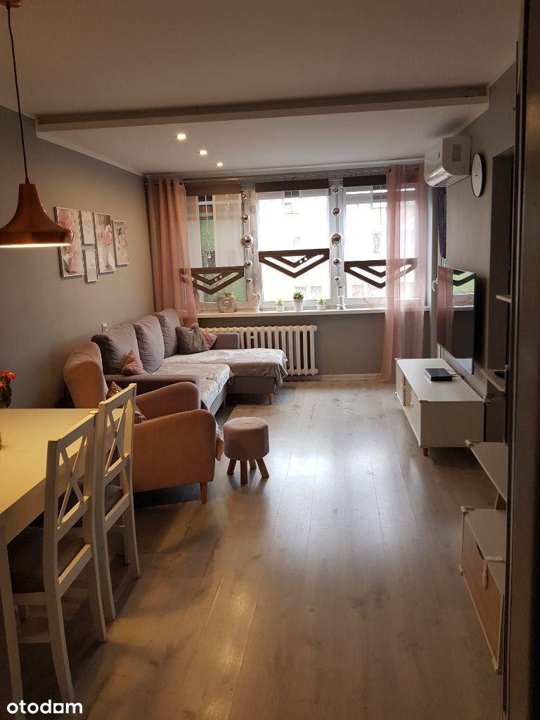 Przytulne mieszkanie po remoncie 44,75m2