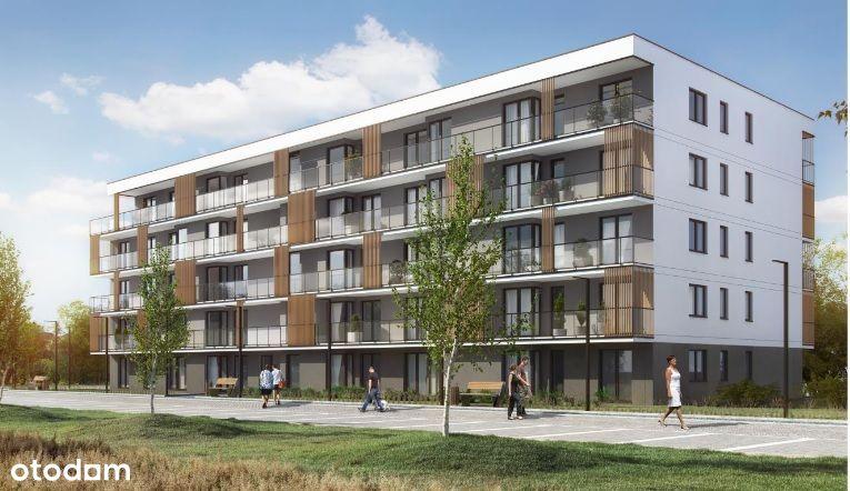 Mieszkanie Korso Ruczaj 35,3m2 odbiór koniec 2021