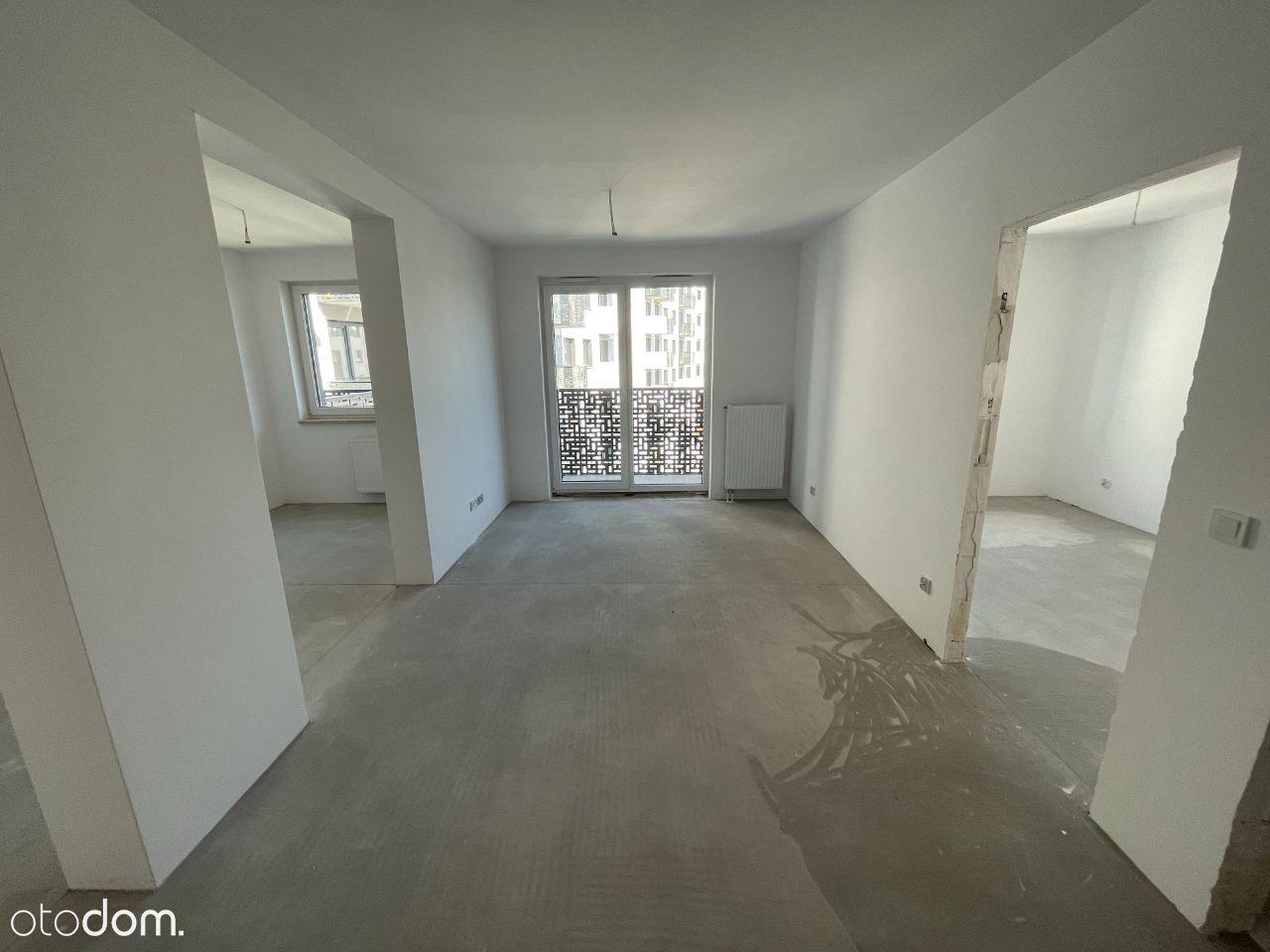 Nowe mieszkanie, Kamienna 145 - 2pok, 47m2, gotowe