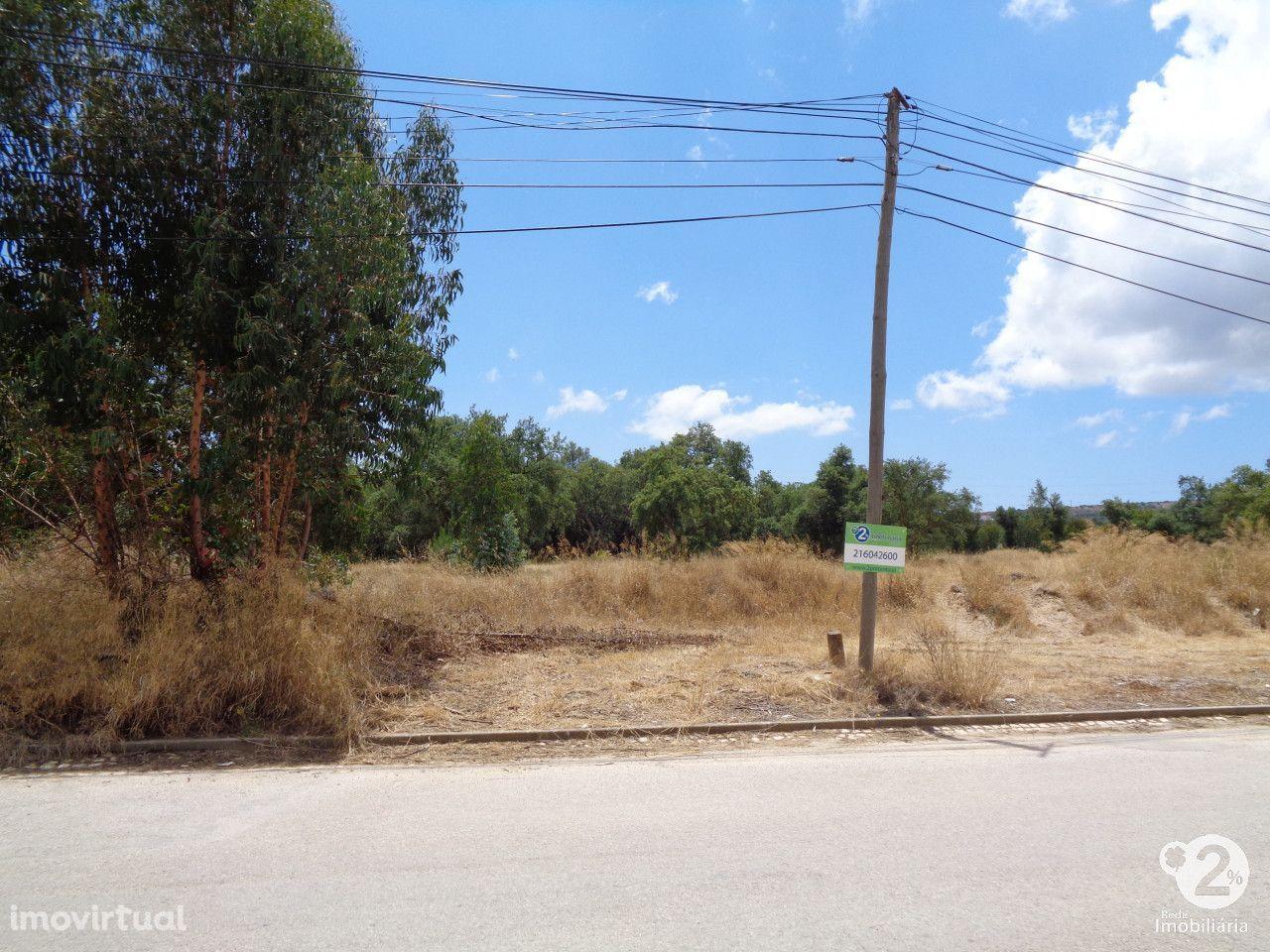 BAIXA DE PREÇO: Terreno Rústico em Vale de Touros - Palmela