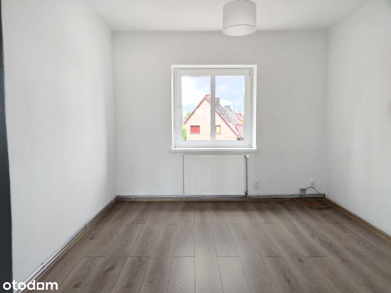 Mieszkanie 40 m2, 2 pokoje + poddasze z antresolą