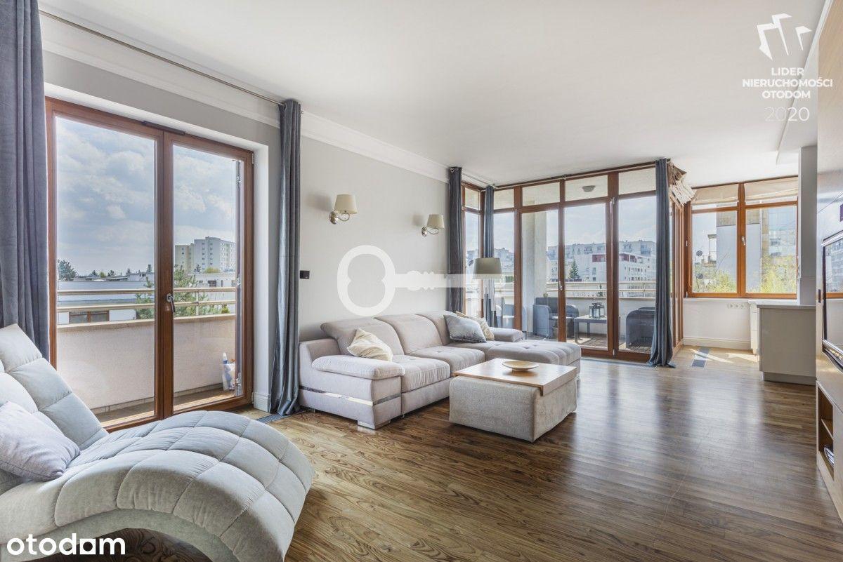 Marina Mokotów   110 m2   Apartament z tarasem