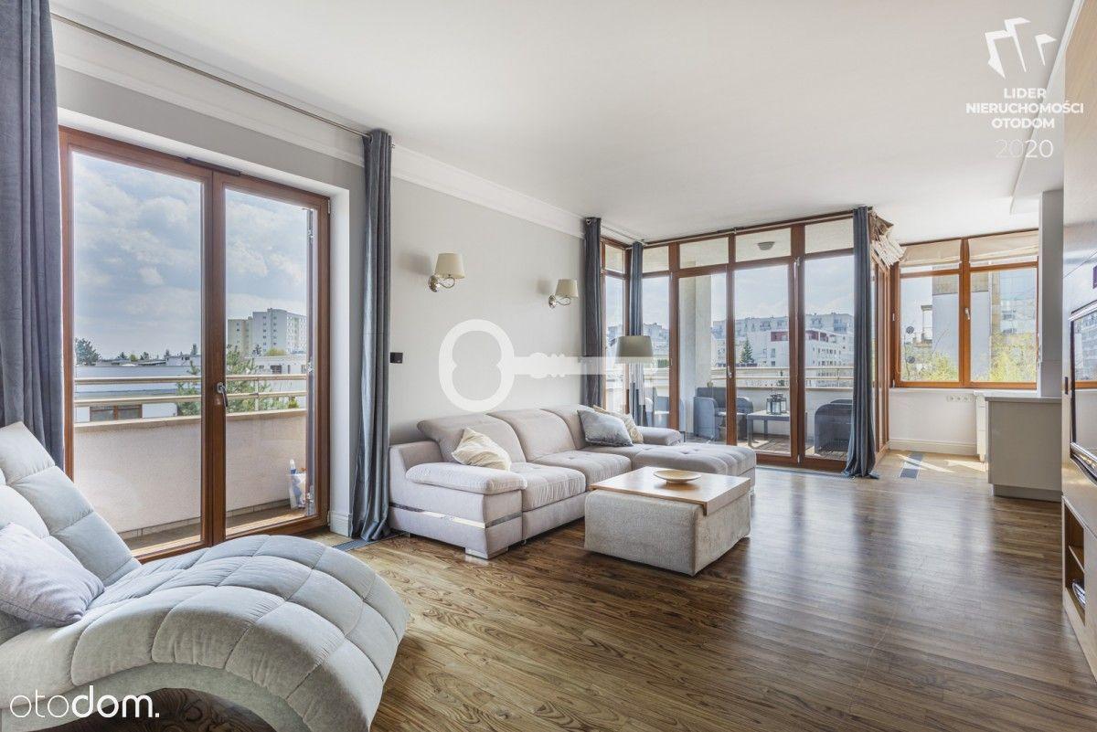 Marina Mokotów | 110 m2 | Apartament z tarasem
