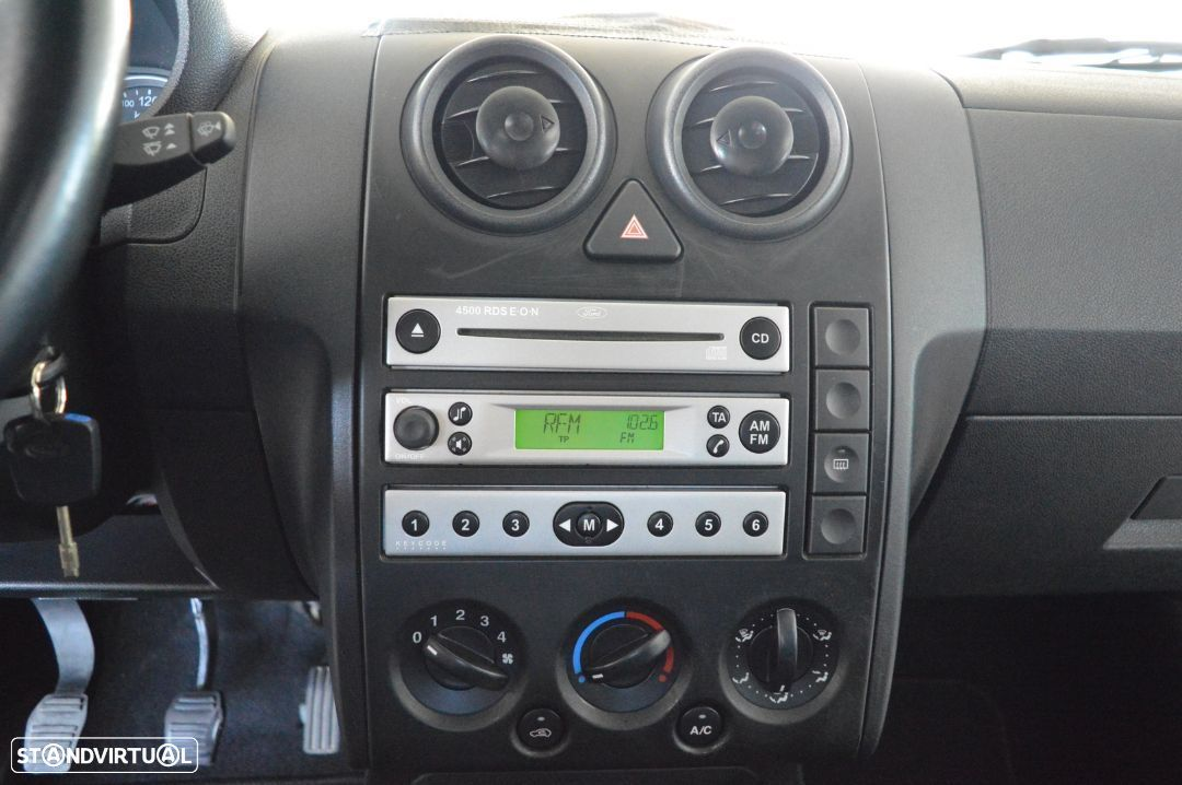 Ford Fusion 1.25 Trend - 7