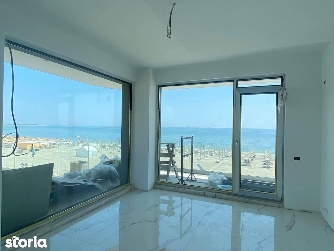 Apartament 2 camere vedere frontala la mare