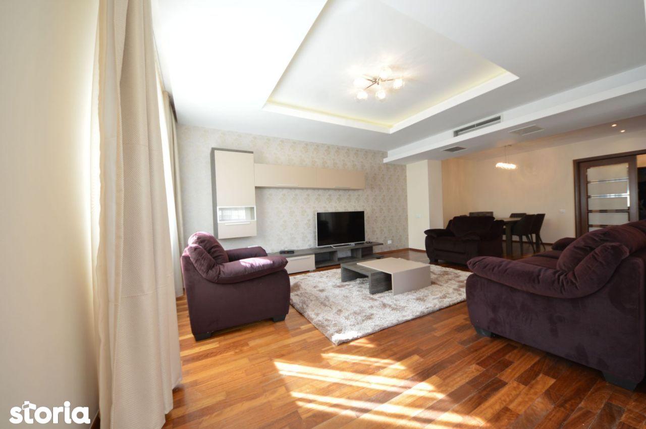 Apartament spatios-Parc Herastrau, 1 loc de parcare