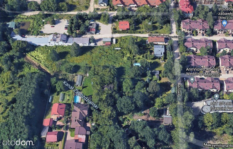 Działka, 4 875 m², Warszawa