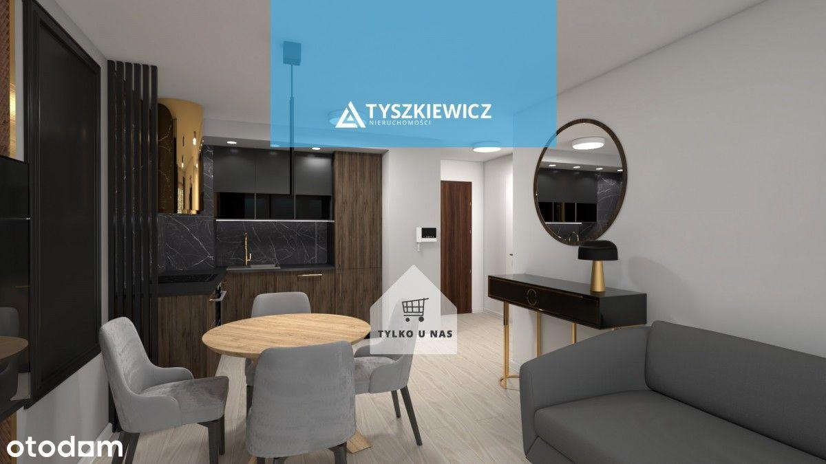 Mieszkanie z ogrodem blisko centrum Gdańska!