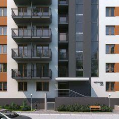 Koszykarska - mieszkanie 3-pokojowe Kraków
