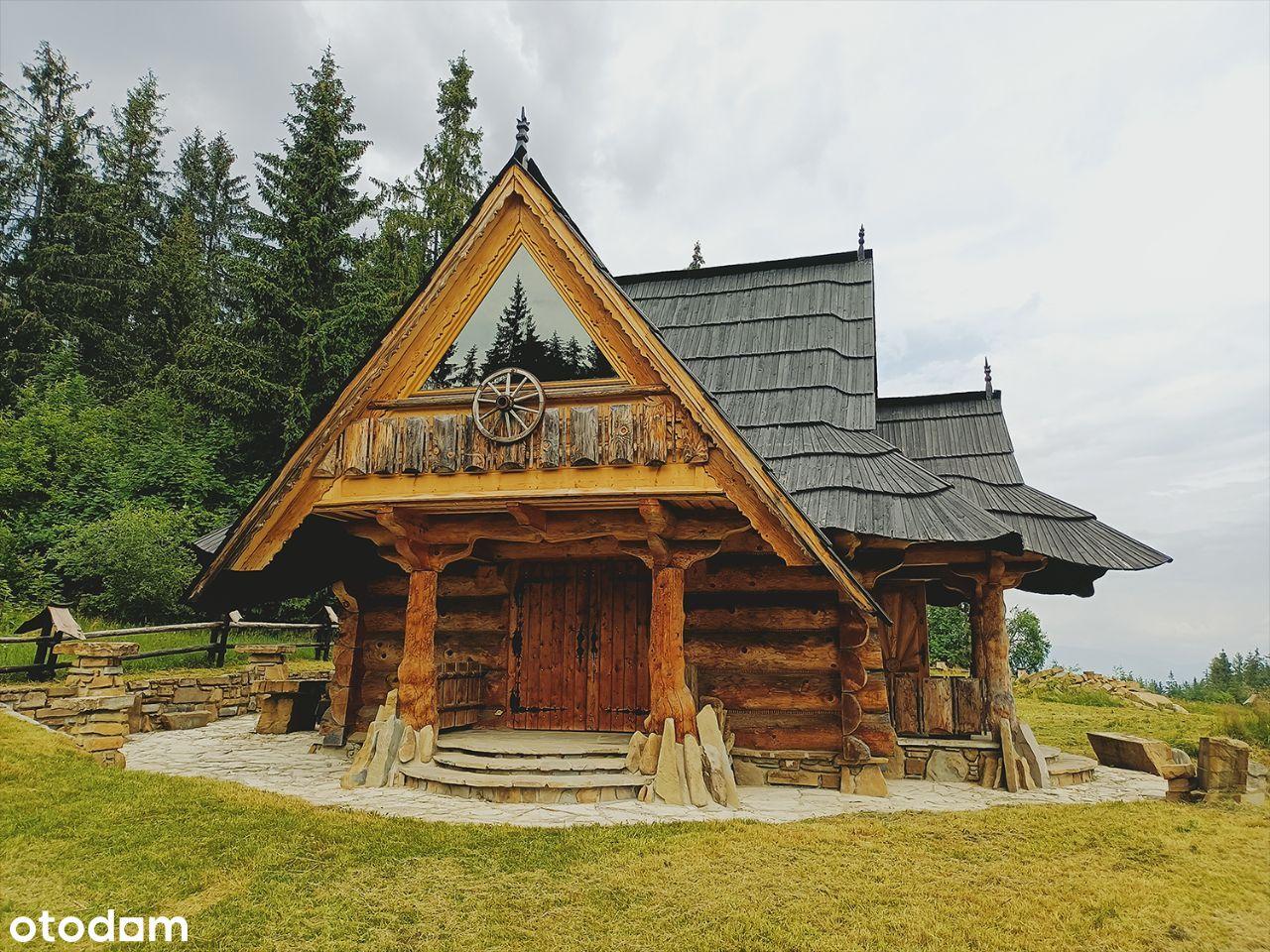 Klimatyczny dom z widokiem na Tatry i Gubałówkę