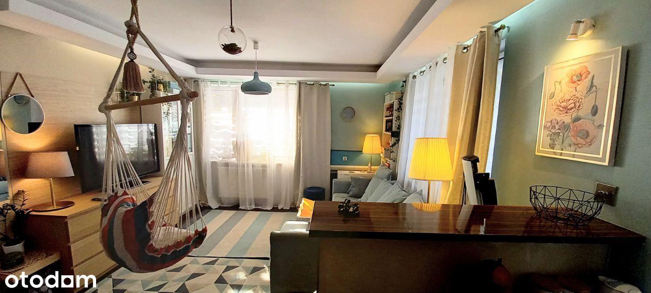 Sprzedam mieszkanie na Włochach 2 pokoje b.d.stan