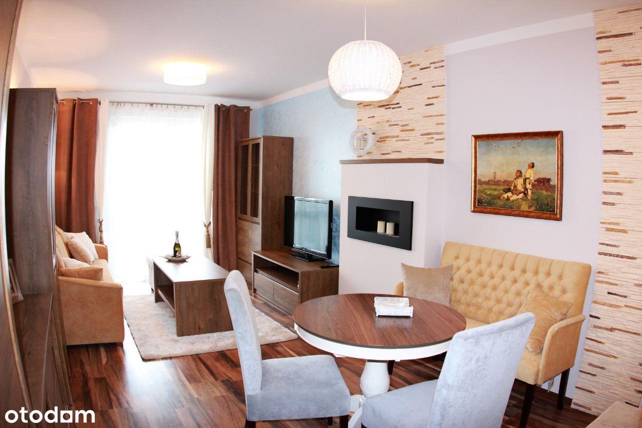 3 pokoje, nowe, media w cenie ,taras Architektów