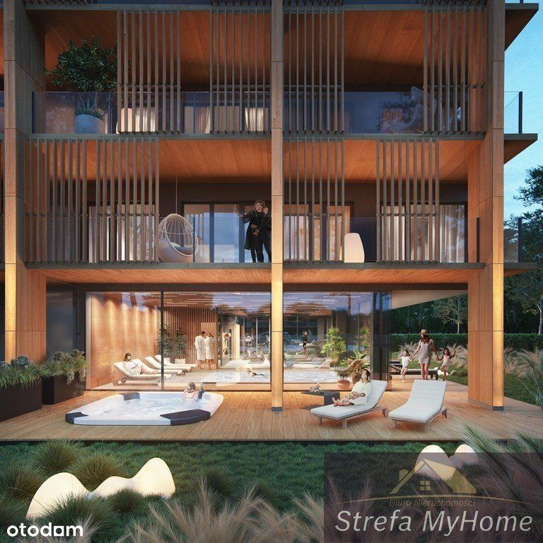 Inwestycja 5 pokoi 2 apartamenty (dwa tarasy)