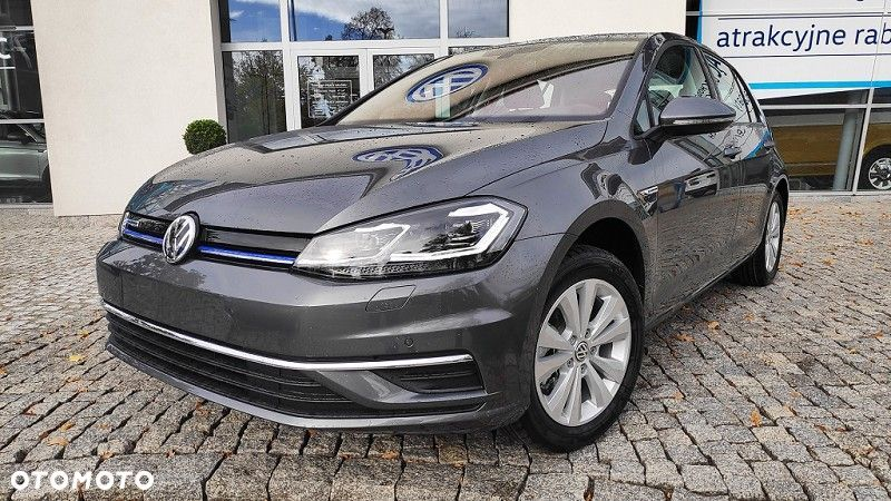 Volkswagen Golf Rabat 23 000 zł Comfortline 1.5 TSI ACT BlueMotion 130KM manualna DEMO - 2