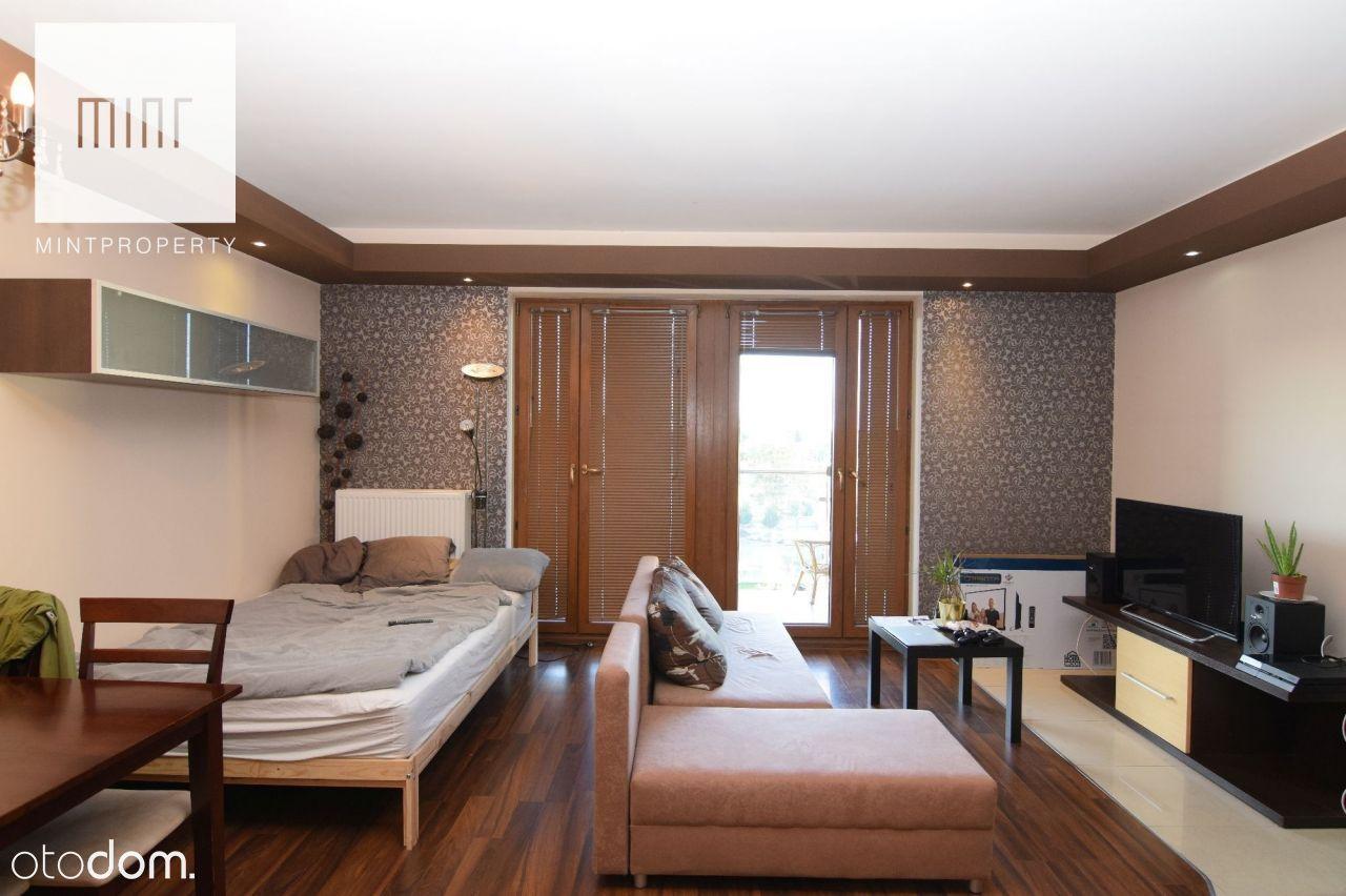 Studio na Wiślanych Tarasach, 30 m2